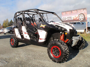 2014 CAN-AM MAVERICK MAX 1000R XRS DPS