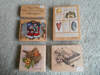 Card making stamps