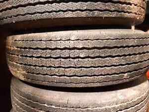 15 in trailer wheels and tires 5 by 4.5 Kitchener / Waterloo Kitchener Area image 7