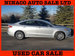 2016 Ford Fusion SE 2.0L AWD ,Leather NBIG SALE $20.999 ALL IN