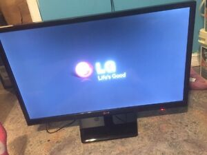 29inch LG flat screen tv