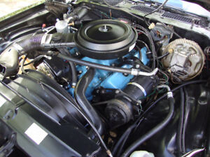 CHEVROLET CAMARO Z28 350 HIGH PERFORMANCE ENGINE - $1500