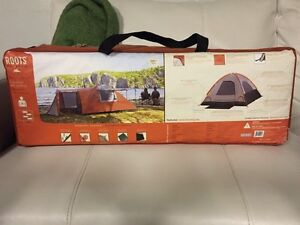 Brand new ROOTS tent for sale