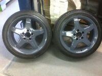Mercedes amg alloys