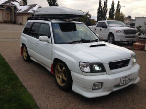 REDUCED $6000 Forester S/TB 5 Speed AWD Turbo