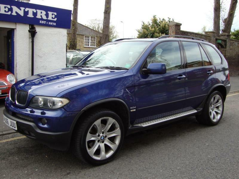 bmw x5 3 0d diesel le mans blue sport edition auto 2006 in maidstone kent gumtree. Black Bedroom Furniture Sets. Home Design Ideas