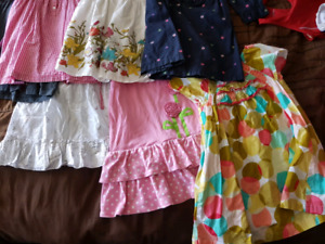 Large lot of Girls 4t clothes
