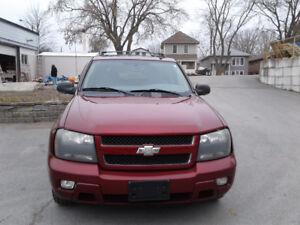 2008 Chevrolet Trailblazer SUV, Crossover