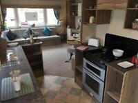 2017 3 bedroom, 8 berth, ABI Horizon static caravan for sale in Pendine