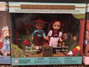 Barbie Collectibles Storybook Favorites Strathcona County Edmonton Area image 3