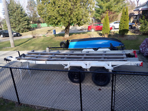 22ft Trailer/Boat Trailer **NEED GONE ASAP**