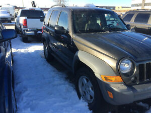 2006 Jeep Liberty Wagon