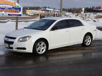 2012 CHEVROLET MALIBU***FACTORY WARRANTY REMAINING***
