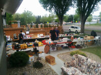 Multi-Family Garage Sale - Antiques/Collectibles, Exercise Equip