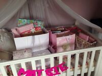 Gift bags plus boxes job lot