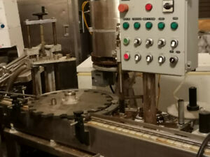 BOTTLING MACHINERY LINE 50 MIL UP TO 300 MIL