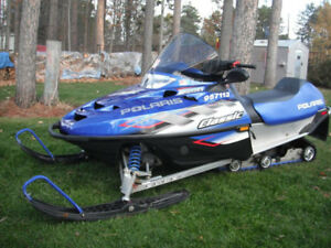 2006 POLARIS CLASSIC 550 FAN