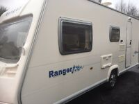 Bailey ranger 2006 4 berth