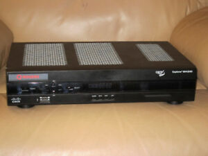 Rogers Cisco PVR 8642HD 500GB Cable Box w/HDMI output - mint