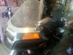 1981 GL 1100 Goldwing - Also 1980 GL 1100 Goldwing Parts Bike