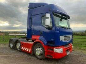 Renault Premium 460 dxi 6x2 Tractor Unit Blue 2012 ( 62 )