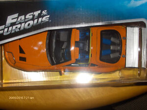 Die Cast Fast & Furious Brian's Toyota Supra Kitchener / Waterloo Kitchener Area image 2