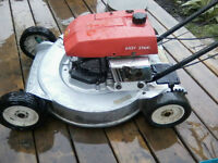 honda commercial HRS21 side mulching mower