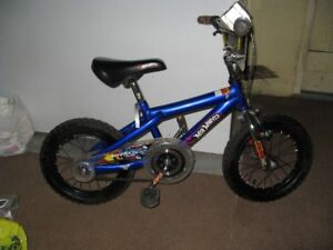 Kids Hot Wheels with tachometer bike with 14inch tires ,