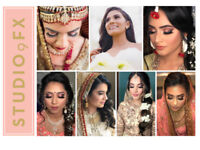 Bridal Makeup and Hair Artistry Services by @studio9fx