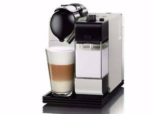 Nespresso EN520PW DeLonghi Lattissima Capsule Machine Pearl White North Strathfield Canada Bay Area Preview