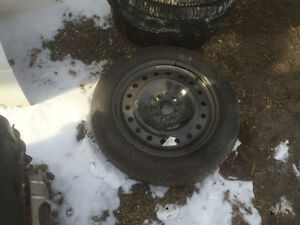 Dodge Charger Spare tire - 2007