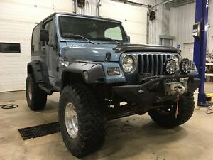 1999 Jeep TJ Sport 4.0L Other