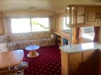 ***Static caravan for sale cheap £2495 site fees!!