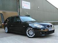 BMW 5 Series 2.0TD 520d M Sport Business Edition Touring Estate 5d 1995cc auto