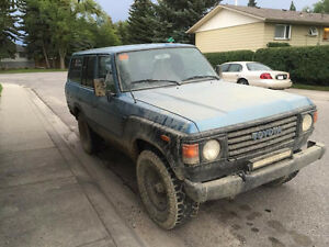 Looking for any 60 Series Landcruisers