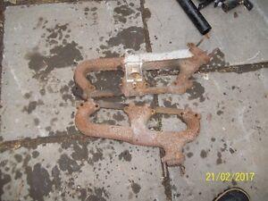 Small Block Chevy Exhaust Manifolds