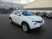 2012 Nissan Juke 1.5dCi ( 110ps ) Acenta Finance Available