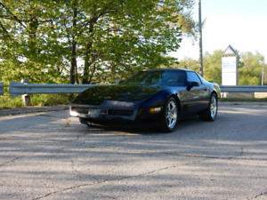 87 corvette coupe