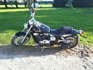 REDUCED! 2005 Honda shadow motorcycle for sale
