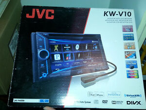 JVC KW-V10 brand new / sealed in box !! double-din/see other ads