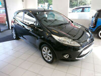 Ford Fiesta 1.25 ( 82ps ) 2011MY Zetec 81K FSH DRIVES WELL