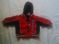 12 month baby boy lightweight jacket
