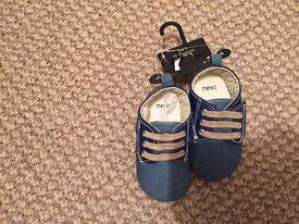 Bnwt Next shoes size 3