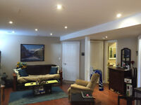 Recently Renovated Gorgeous open concept South End Barrie Unit