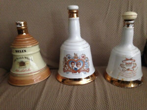 Commemorative Royal Whiskey Bells