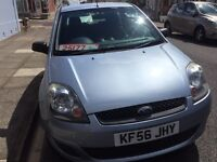 FORD FIESTA 1.2 3DR ONLY 37000 MILEAGE