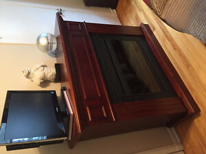 New price. Beautiful fireplace