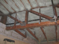 Spray Foam Insulation  Residential /Commercial