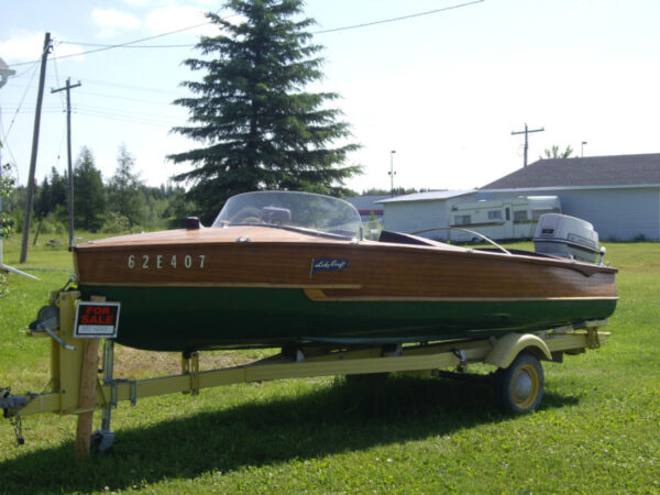 Used 1956 Other Lake Craft