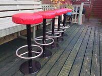 Bar stools job Lot x 20